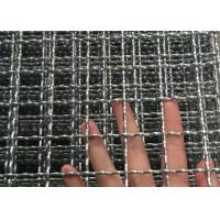 Best Anti Rust 316 Stainless Steel Square Mesh High Strength With 22 Mm Hole wholesale