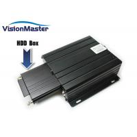 China 2TB HDD GPS Mobile DVR , 1080P Digital Video Recorder H.264 8 Channel DC 8~36V on sale