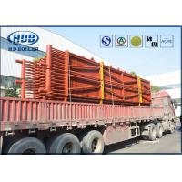 Best Economiser Tubes CFB Boiler Economizer In Thermal Power Plant High Corrosion ASME wholesale