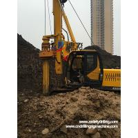 DFR-315 working site pile driver machine