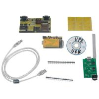 China UPA USB Serial Programmer With Full Adapters For Motorola Chip Programming on sale