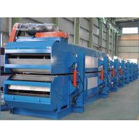 China PU Injection Foam Coating Machine Laminating , Foam Lamination Machine on sale