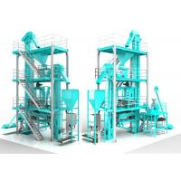 Best 1-2T/h Complete Animal Feed Production Line wholesale