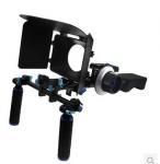 Best DSLR Rig Set Movie Kit withshoulder mount rig Matte Box And follow focus wholesale