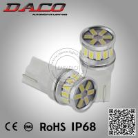 Buy cheap Canbus T10 3014 20 smd non-polarized 9-30V from wholesalers