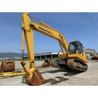Best 20 Ton Second Hand Komatsu Excavator PC200 - 8 With 0.9m3 Bucket Capacity wholesale