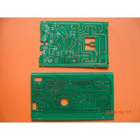 Best Green Computer 1 Layer PCB Single Sided Circuit Board Manufacturers wholesale