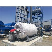 Buy cheap Industry Oil Gas Fired Hot Water Boiler Heating System High Efficiency from wholesalers