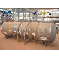 Best ASME Standard Produce Superheatered And Saturated Steam Boiler Drum 100mm Thickness wholesale