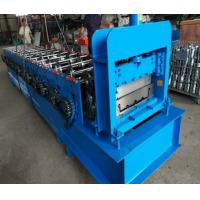 Best Bemo Material Standing Seam Roll Former , Roof Sheet Roll Forming Machine wholesale