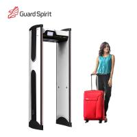 Best Super Sensitivity Archway Metal Detector Gate , Door Frame Metal Detector For Hotel Security wholesale