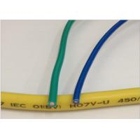 Best PVC hook-up wire as internal wiring of electrical appliance RV/BV/BVR wholesale