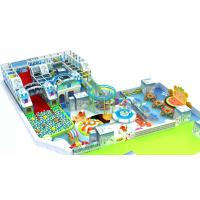 China Large Residential Indoor Playground Equipment / Home Playground Equipment on sale
