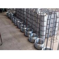 Best High Tension Hot Dipped Galvanized Iron Wire Strong Corrosion Resistance wholesale