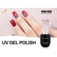 Best 200 Colors 3 In 1 Gel Nail Polish , Private Label Gel Polish For Nail Art wholesale