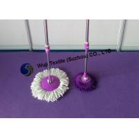 Best Convenient Chenille Replacement Microfiber Mop Head, Spin Mop Head for Floor-cleaning wholesale