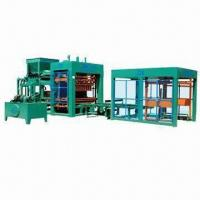 Best Automatic Concrete Block Machine with Industrial Wastes as Raw Materials, Available in Various Sizes wholesale