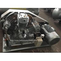 Cheap Stationary 20 hp Piston Air Compressor With Separate Air Tank CE ISO9001 KB15G for sale