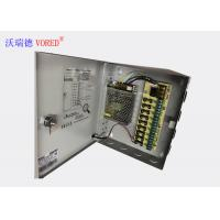 Best RoHS DC CCTV Power Supply Constant Voltage Light Weight Compact Size wholesale