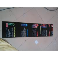 Cheap High Density PVC Custom Sign Boards Double Sided Full Color Printing for sale