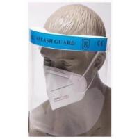 Best Effective Protection Clear Face Shield , Anti Fog Full Face Safety Shield wholesale