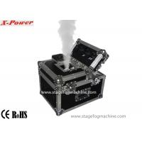 Best Professional Low Hazer Fog Machine 500 Watt With Flight Case For Various Indoor Places, Pub  X-013 wholesale