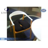 Best High Resilient Memory Foam Seat Cushion , Wooden Sofa Seat Cushion Making It Comfortable For Long Sitting wholesale