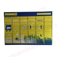 Best High Quality 19 inch  Intelligent parcel delivery locker for convenient delivery service wholesale