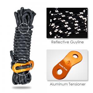 Best Dark Luminous Reflective Tent Guy Lines wholesale