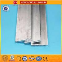 Best Industry Anodized Aluminum Profiles Sheet For Building Flat Shaped wholesale