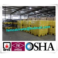 Best 4 Drum HDPE Spill Pallet Poly Spill Pallet, Drum Spill Containments pallet for Oil Tank wholesale