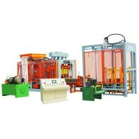 Best China fully automatic block machine line , concrete block machine , block machine , PLC block machin wholesale