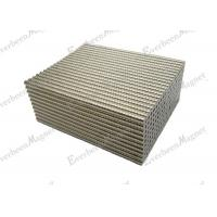 Buy cheap Small Disc Circular Neodymium Magnet Nickel Dia1/8 inch For Fasteners / Button from wholesalers