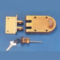 Cheap Rim Deadlock Made of Zinc Alloy for sale