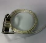 Clamp -type platinum resistance temperature sensor