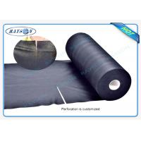 Best Black Garden Weed Control Fabric For MaintainTemperature To Benefit Healthy Growth Weed Control wholesale