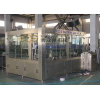 Best 32 Heads Beverage Production Line 380V 3 Phase No Gas Drinks Filling Machine wholesale