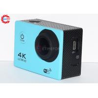 Ef60c Bule 15fps 4k Ultra HD Action Camera 720p For Car Recorder / Cycling