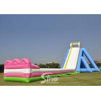 Buy cheap 10m High Giant Inflatable Hippo Water Slide For Adult From China Inflatable from wholesalers