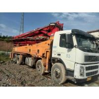 Used  Putzmeister 42M Concrete Pump Truck and Putzmeister concrete pump truck