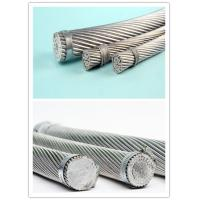 Buy cheap 795 Mcm ACSR Conductor Galvanized Steel Wire For Power Transmission from wholesalers