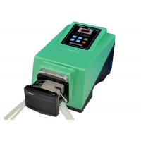 LED Dispensing Digital Peristaltic Pump Tubing Sizes 14 / 16 High Protection Rating IP54