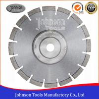 Best 105-600mm Wet Cutting Asphalt Saw Blades Without Protection Segment wholesale