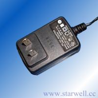 Best AC / DC Power Adapter 12 Volt 1.0 Amp UL CE FCC GS SAA C-TICK wholesale