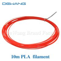 Best Custom  red , yellow , transparent  PLA 3D Printer Filament 3d printing consumables wholesale