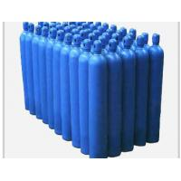 Best High Capacity 40L Oxygen Industrial Gas Cylinder WMA219-40-15 wholesale