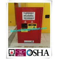 Best Durable Paint Storage Cabinets With Double Decked Fire Resistant Steel Plate Structure wholesale