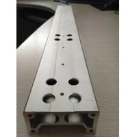 Best Aluminium Extrusion Custom Machined Parts With Drilling And Tapping wholesale