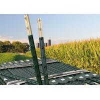 Best Practical Recycled Studded Fence Posts Environmental Friendly Product wholesale