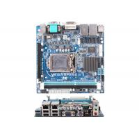 Best 6 COM , 2 LAN Industrial Motherboard Support Intel® Haswell  i3 / i5 / i7 CPU wholesale